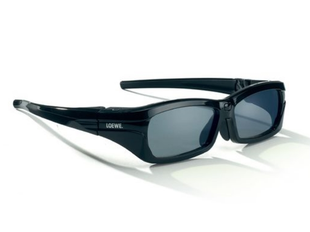 Loewe Active Glasses 3D