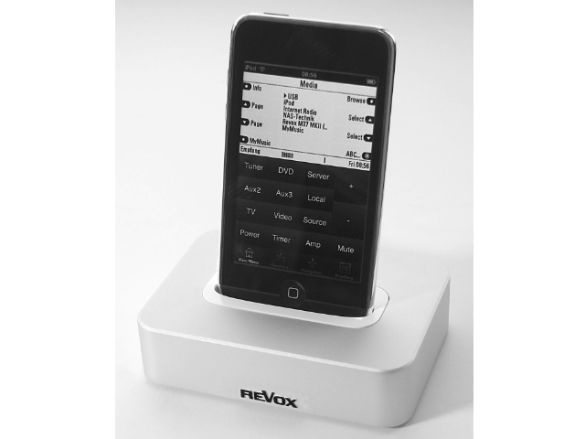 Revox Re:connect iPod Dock Station