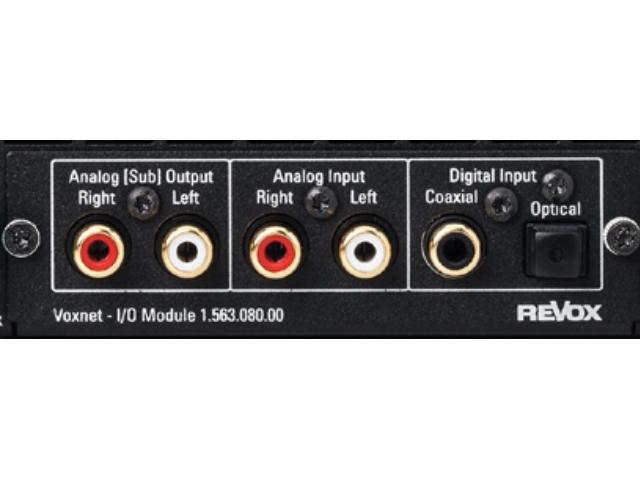 Revox Multiuser I/O Modul