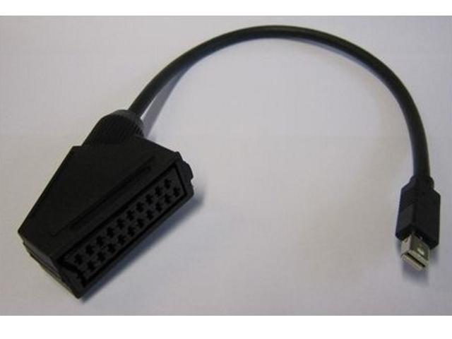 Loewe Adapter Micro-AV/25CM/Scart