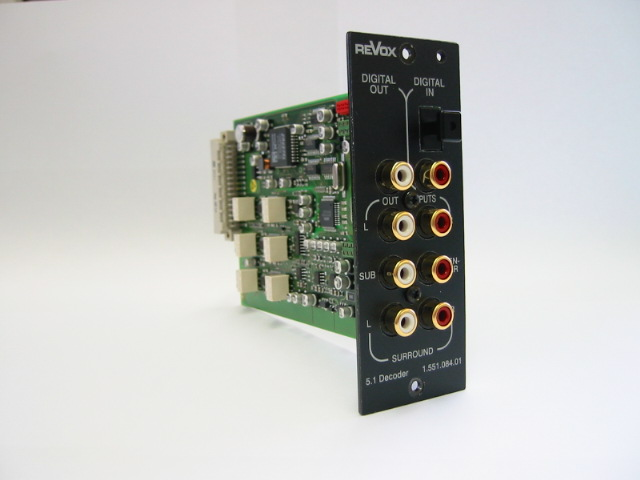 Revox Re:source Decoder Modul