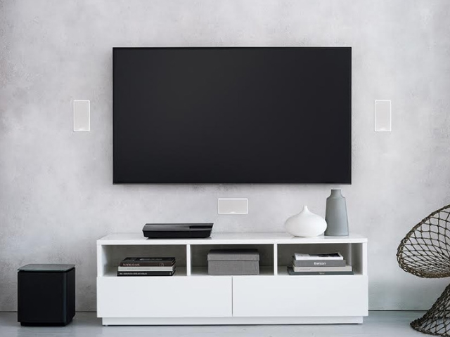 Bose Lifestyle 600 In Wall