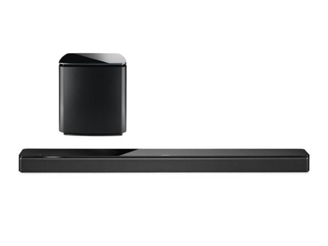 Bose Soundbar 700 Vorteilspaket Schwarz