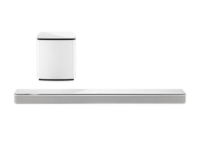 Bose Soundbar 700 Vorteilspaket Weiss