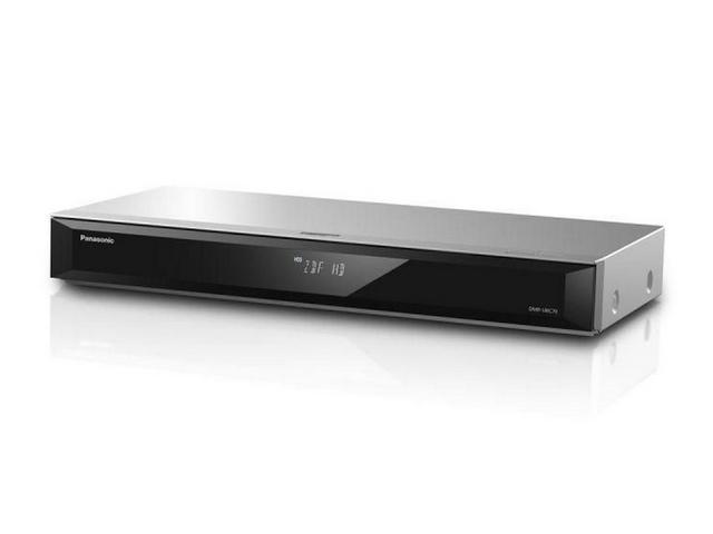 Panasonic DMR-UBC70EGS Silber